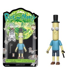 Фигурка Мистер Жопосранчик - Рик и Морти (Собери - Снафелс Снежок) (Funko Articulated Rick and Morty - Mr.Poopy Butthole Action Figure)