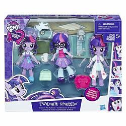 Мини кукла Сумеречная Искорка - модница (My Little Pony Equestria Girls Minis Switch 'n Mix Fashions Twilight Sparkle)