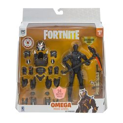 Омега - Легендарная серия Максимальный уровень (Fortnite Legendary Series Max Level Figure, Omega)
