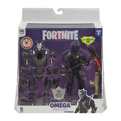 Омега пурпур (фиолетовый вариант) - Легендарная серия Максимальный уровень (Fortnite Legendary Series Max Level Figure, Omega Purple Varian)