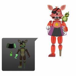 Рокстар Фокси - Симулятор Пиццы (светится в темноте) (Funko Action Figures: Five Nights at Freddy's Pizza Simulator - Rockstar Foxy)