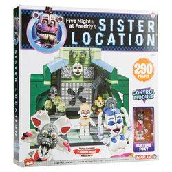 Модуль управления - конструктор пять ночей с Фредди 290 дет. (McFarlane Toys Five Nights at Freddy's Control Module Large Construction Set)