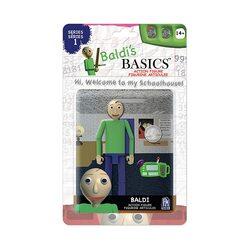 Фигурка Балди - с планшетом из игры Балди Басикс (Baldi's Basics Action Figure. You can think Pad)