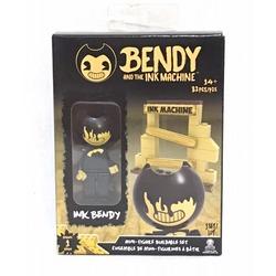Мини конструктор с фигуркой чернильный Бенди ( 32 дет.) (Basic Fun Bendy The Ink Machine - Ink Bendy Buildable Mini-Figure Set (32 Pieces))