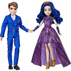 "Набор кукол Бен и Мэл из серии ""Наследники Дисней 3"" (Disney Descendants 3 Royal Couple Engagement, 2-Doll Pack Ben and Mal)"