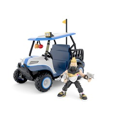 "Вездеход Для Картинга и фигурка Дрифт из серии ""Королевская битва Фортнайт"" (Fortnite Battle Royale Collection: All Terrain Kart Vehicle & Drift Figure)"