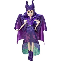 Кукла-трансформер Королева Дракон Мэл, «Наследники Диснея-3» (Disney Descendants Dragon Queen Mal, Fashion Doll Transforms to Winged Dragon)