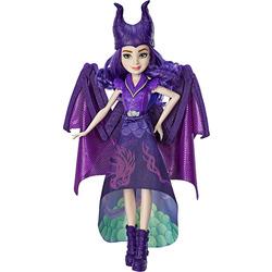 Кукла-трансформер Королева Дракон Мэл, «Наследники Диснея-3» (Disney Descendants Dragon Queen Mal, Fashion Doll Transforms to Winged Dragon)