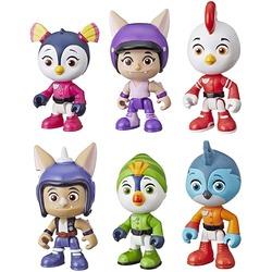 Набор из 6 фигурок, героев сериала «Отважные птенцы» (Top Wing 6-Character Collection Pack)