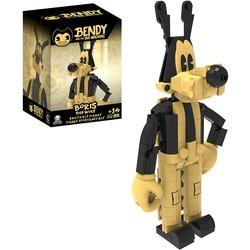 Бенди и чернильная машина - сборная фигура Бориса (202 шт.) (Bendy and the Ink Machine - Boris Buildable Figure)