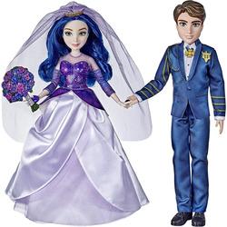 """Набор «Королевская свадьба» кукол Мэл и Бен из серии """"Наследники Дисней 3"""" (Disney Descendants Mal and Ben Dolls, The Royal Wedding)"""