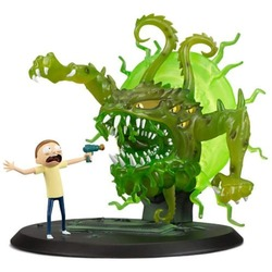 Фигурка Морти и монстр, погром (Rick and Morty - Morty Monster Mayhem Figure)