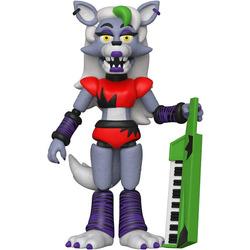 Роксана Волчица подвижная фигурка - Нарушение Безопасности. (Funko Action Figure: Five Nights at Freddy's, Security Breach - Roxanne Wolf)