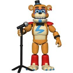 Глэмрок Фред подвижная фигурка - Нарушение Безопасности (Funko Action Figure: Five Nights at Freddy's, Security Breach - Glamrock Fred)