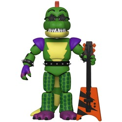 Аллигатор Монтгомери (Глэмрок Монти) - Нарушение Безопасности (Funko Action Figure: Five Nights at Freddy's, Security Breach - Montgomery Gator)