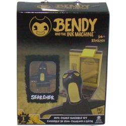 Мини конструктор с фигуркой Искатель (32 дет.) 1-я серия (Basic Fun Bendy and The Ink Machine Mini Figure Searcher Buildable Set)