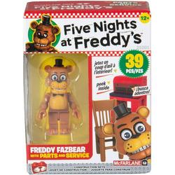 Запчасти и сервис - конструктор пять ночей с Фредди 39 дет. (McFarlane Toys Five Nights at Freddy's Parts and Service Micro Construction Set)
