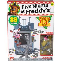 Ремонт верхнего вентилятора - конструктор пять ночей с Фредди 88 дет. (McFarlane Toys Five Nights at Freddy's Upper Vent Repair Small Construction)