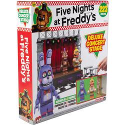 Концертная сцена Делюкс - конструктор пять ночей с Фредди 223 дет. (McFarlane Toys Five Nights at Freddy's Deluxe Concert Stage Large Construction Set)