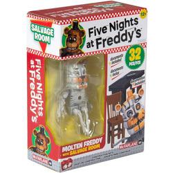 Комната Спасения - конструктор пять ночей с Фредди 32 дет. (McFarlane Toys Five Nights at Freddy's Salvage Room Micro Construction Set)
