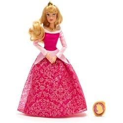 Кукла Принцесса Аврора с подвеской - «Спящая Красавица» - Дисней (Disney Aurora Classic Doll with Pendant – Sleeping Beauty)