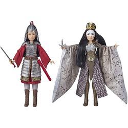 Набор кукол Мулан и Сяньнян - «Мулан» - Дисней (Disney Mulan and Xianniang Dolls with Helmet)