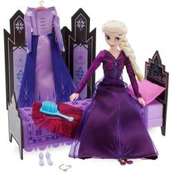Набор «Спальня» с куклой Эльзой - «Холодное сердце 2» - Дисней (Disney Elsa Classic Doll Bedroom Play Set – Frozen 2)
