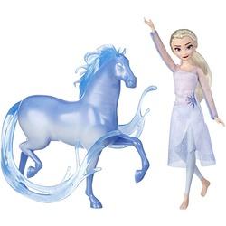 Набор: кукла Эльза и фигурка лошади Нокк - «Холодное сердце 2» - Дисней (Disney Frozen Elsa Fashion Doll & Nokk Figure Inspired by Frozen 2)