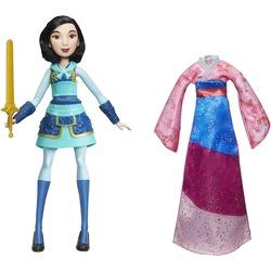 Кукла Мулан с мечом Делюкс - «Мулан» - Дисней (Disney Princess Fearless Adventures Mulan)