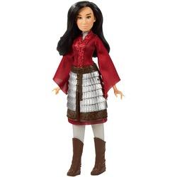 Кукла Мулан модельная в юбке-броне и с аксессуарами - «Мулан» - Дисней (Disney Mulan Fashion Doll)