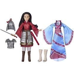 Кукла Мулан с двумя комплектами одежды и аксессуарами - «Мулан» - Дисней (Disney Mulan Two Reflections Set, Fashion Doll with 2 Outfits and Accessories)