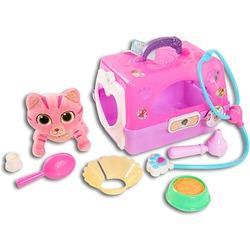 Игровой набор Переноска с котом - «Доктор Плюшева» - Дисней (Doc McStuffins Toy Hospital On-The-Go Pet Carrier, Whispers)