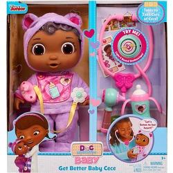 Игровой набор «Выздоравливай, малышка СиСи» - «Доктор Плюшева» - Дисней (Doc McStuffins Disney Junior Get Better Baby Cece)