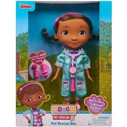Кукла Дотти - ветеринар в голубом халате - «Доктор Плюшева» - Дисней (Doc McStuffins Pet Rescue Doc Doll)