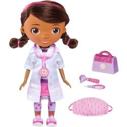 Кукла, поющая «Помой свои ручки», с маской и набором врача - «Доктор Плюшева» - Дисней (Doc McStuffins Disney Junior Wash Your Hands Singing Doll)