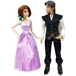 Набор: куклы Рапунцель и Юджин (Флин) - Рапунцель - Дисней (Rapunzel and Flynn Classic Doll Set)