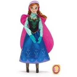 Кукла Анна с подвеской - «Холодное сердце 2» - Дисней (Anna Classic Doll with Pendant – Frozen)