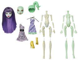 Набор Собери монстра : Мумия и Гаргона ( Mummy and Gorgon girls )