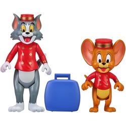 Фигурки Тома и Джерри в наборе «Отель Bellhops» - «Том и Джерри» - Дисней (Tom & Jerry Figure 2-Packs: Hotel Bellhops)