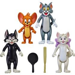 Набор из 4-х фигурок: Том, Джерри, Тутс, Бутч - «Том и Джерри» - Дисней (Tom & Jerry Figure - Four Pack)
