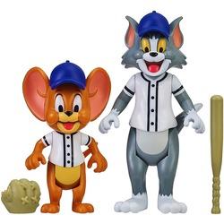 Фигурки Том и Джерри в наборе «Бейсбол» - «Том и Джерри» - Дисней (Tom & Jerry Figure 2-Packs: Play Ball)