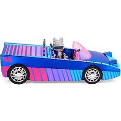 Набор кукла ЛОЛ Дэнсбот в кабриолете для танцев. (LOL Dance Machine Car with Exclusive Doll, Dance Floor and Magic Black Light)