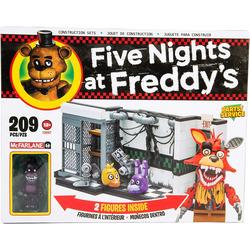 Запчасти и сервисное обслуживание - конструктор пять ночей с Фредди 209 дет. (McFarlane Toys Five Nights at Freddys Parts & Service Medium Construction Set)