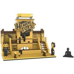 Конструктор Бенди и чернильная машина: небесные игрушки (383 деталей) (Bendy - Heavenly Toys Buildable Set, 383 Pieces)