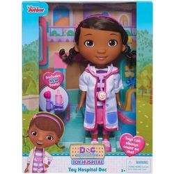 Кукла Дотти - ветеринар в белом халате - «Доктор Плюшева» - Дисней (Doc McStuffins Toy Hospital Doc Articulated Doll with Doctor Accessories)