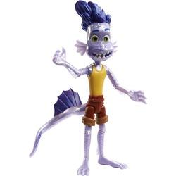 Альберто Скорфано Фигурка с элементами изменения цвета (Disney Pixar Luca Alberto Scorfano Action Figure Movie Toys, Highly Posable with Color Change Elements)
