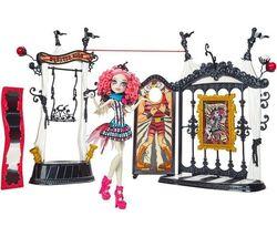 Рошель Гойл и цирк - Причудливо нарядные (Freak du Chic - Circus Scaregrounds and Rochelle Goyle)