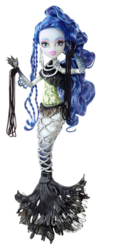 Сирена вон Бу - Слияние монстров (Sirena von Boo: Freaky Fusion)