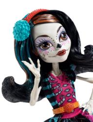 Скелита Калаверас - Урок искуств (Skelita Calaveras Art class)