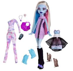 Эбби Боминейбл - Я люблю моду (Abbey Bominable: I love fashion)